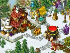 Онлайн игра Легенды снов (Dreamfields ) (изображение №5)