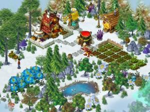 Онлайн игра Легенды снов (Dreamfields ) (изображение №7)