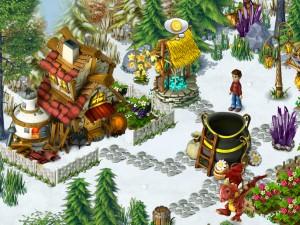 Онлайн игра Легенды снов (Dreamfields ) (изображение №8)