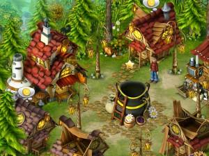 Онлайн игра Легенды снов (Dreamfields ) (изображение №2)