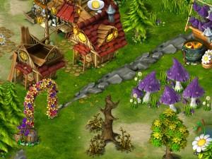 Онлайн игра Легенды снов (Dreamfields ) (изображение №4)