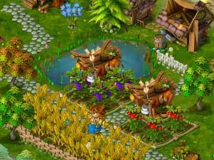 Онлайн игра Легенды снов (Dreamfields ) (изображение №3)