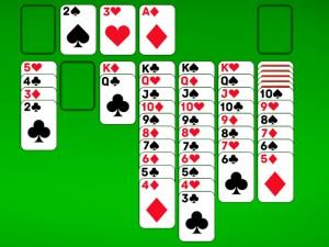 Онлайн игра Пасьянс Классический (Solitaire Classic) (изображение №4)