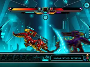 Онлайн игра Боевой Робот Волк (Battle Robot Wolf Age) (изображение №3)
