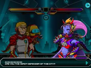 Онлайн игра Боевой Робот Волк (Battle Robot Wolf Age) (изображение №11)