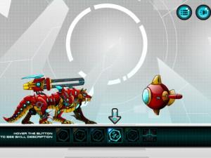 Онлайн игра Боевой Робот Волк (Battle Robot Wolf Age) (изображение №10)
