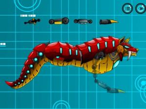 Онлайн игра Боевой Робот Волк (Battle Robot Wolf Age) (изображение №8)