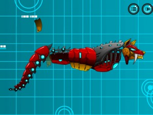 Онлайн игра Боевой Робот Волк (Battle Robot Wolf Age) (изображение №7)