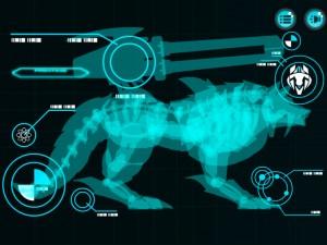 Онлайн игра Боевой Робот Волк (Battle Robot Wolf Age) (изображение №4)