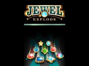 Онлайн игра Уничтожение драгоценных камней (Jewel Explode) (изображение №2)
