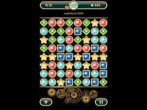 Онлайн игра Уничтожение драгоценных камней (Jewel Explode) (изображение №4)
