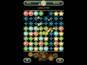 Онлайн игра Уничтожение драгоценных камней (Jewel Explode) (изображение №6)
