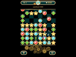 Онлайн игра Уничтожение драгоценных камней (Jewel Explode) (изображение №7)