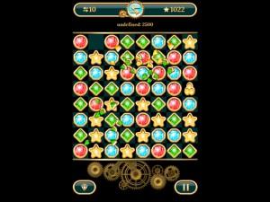 Онлайн игра Уничтожение драгоценных камней (Jewel Explode) (изображение №8)