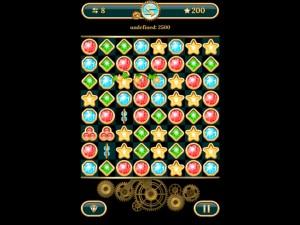 Онлайн игра Уничтожение драгоценных камней (Jewel Explode) (изображение №9)