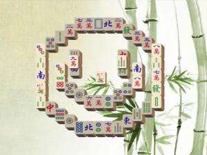 Онлайн игра Древний Маджонг (Ancient Mahjong) (изображение №1)