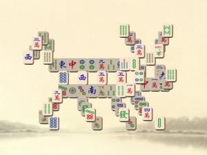 Онлайн игра Древний Маджонг (Ancient Mahjong) (изображение №4)