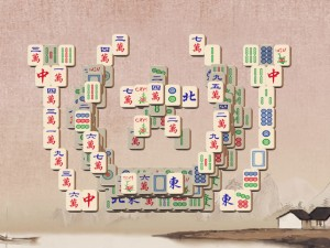 Онлайн игра Древний Маджонг (Ancient Mahjong) (изображение №3)