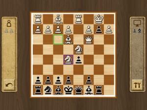 Онлайн игра Шахматы Классические (Chess Classic) (изображение №12)