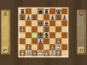 Онлайн игра Шахматы Классические (Chess Classic) (изображение №10)