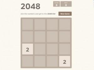 Онлайн игра 2048 (изображение №6)