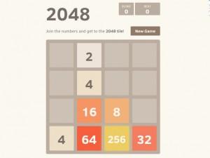 Онлайн игра 2048 (изображение №7)