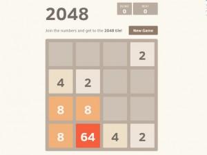 Онлайн игра 2048 (изображение №8)
