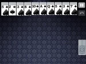 Онлайн игра Пасьянс Паук Классический (Spider Solitaire Classic) (изображение №6)