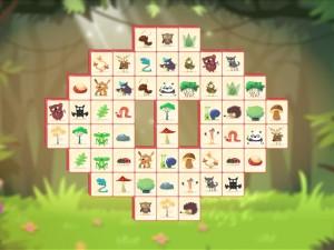 Онлайн игра Путешествие по волшебному лесу (Woodventure) (изображение №1)