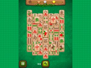 Онлайн игра Мастер Маджонг 2  (Mahjong Master 2) (изображение №6)