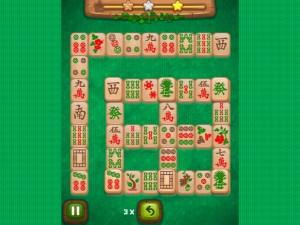 Онлайн игра Мастер Маджонг 2  (Mahjong Master 2) (изображение №3)