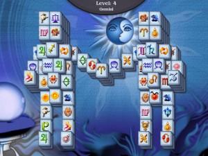 Онлайн игра Маджонг Фортуна (MahJongg Fortuna) (изображение №4)