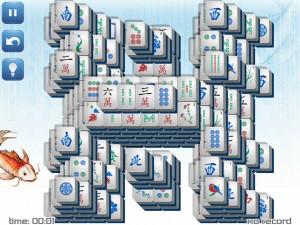 Онлайн игра Маджонг 247 (Mahjong 247) (изображение №3)