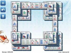 Онлайн игра Маджонг 247 (Mahjong 247) (изображение №7)