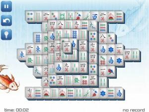 Онлайн игра Маджонг 247 (Mahjong 247) (изображение №5)