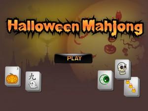 Онлайн игра Маджонг: Хэллоуин  (Halloween - Mahjong) (изображение №2)