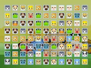 Онлайн игра Соедини Животных (Animals Connect) (изображение №3)