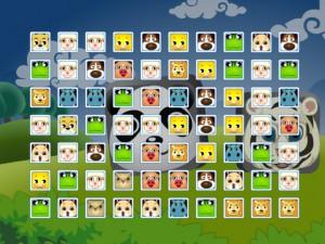 Онлайн игра Соедини Животных (Animals Connect) (изображение №4)