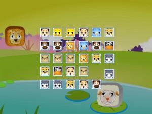 Онлайн игра Соедини Животных (Animals Connect) (изображение №5)