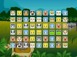 Онлайн игра Соедини Животных (Animals Connect) (изображение №8)