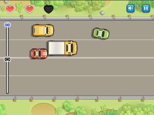 Онлайн игра Обогнать соперников (Rival Rush) (изображение №4)