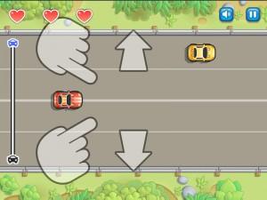 Онлайн игра Обогнать соперников (Rival Rush) (изображение №5)