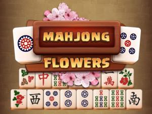 Маджонг Цветы