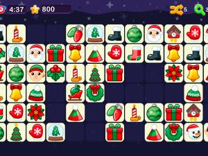 Онлайн игра Соединение пар - Коннект Рождество (Onet Connect Christmas) (изображение №5)
