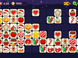 Онлайн игра Соединение пар - Коннект Рождество (Onet Connect Christmas) (изображение №3)