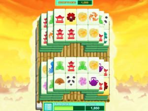 Онлайн игра  Власть Маджонг: Башня (Power Mahjong: The Tower) (изображение №2)