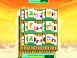 Онлайн игра  Власть Маджонг: Башня (Power Mahjong: The Tower) (изображение №3)