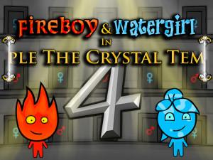Огонь и Вода 4: В Хрустальном храме