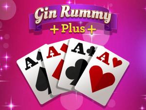 Онлайн игра Джин Рамми Плюс (Gin Rummy Plus) (изображение №1)