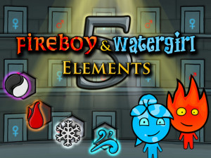 Огонь и Вода 5: Пять элементов
